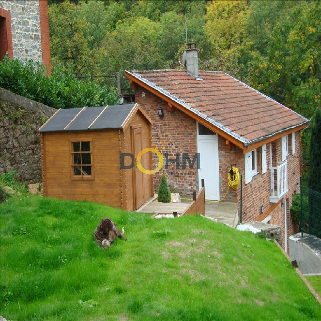 vente dans petit t nement privatif maison de type 3 d. Black Bedroom Furniture Sets. Home Design Ideas